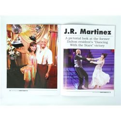 Dancing With The Stars J.R. Martinez Signed Photo