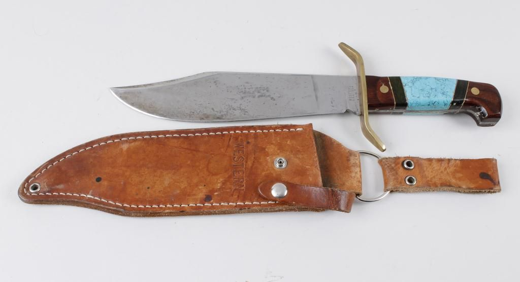 dating western bowie knife The western knife company was a manufacturer of hunting knives which began  operations in boulder, colorado in 1896 the company is probably best known  for its bowie style hunting knives.