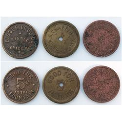 Trio of Tokens