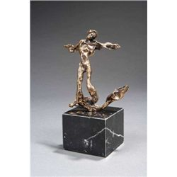 DALI 1972 LTD. ED. BRONZE SCULPTURE