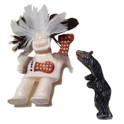NW Coast & Zuni Carvings