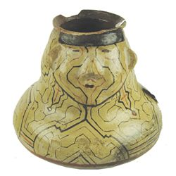 Shipibo Pottery Jar