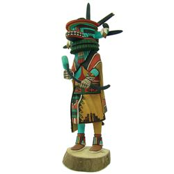 Hopi Kachina Carving - Valentino Antone Jr.