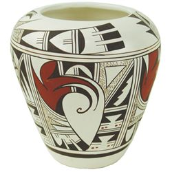 Hopi Pottery Jar - Joy Navasie