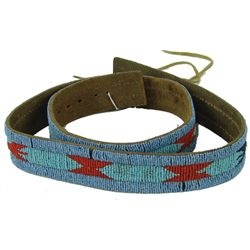 Sioux Beaded Belt