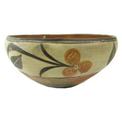 Zia Pottery Bowl