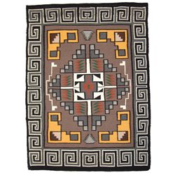 Navajo Rug/Weaving - Lucy Mannie
