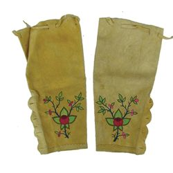 Cree Buckskin Leggings