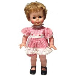 """Kissy"" Collector's Doll"