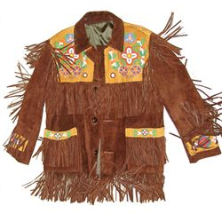 Cree Beaded Jacket