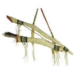 Sioux Child's Bow Set