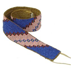 Cheyenne Beaded Belt