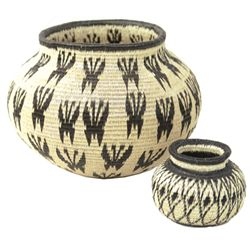 Two Wounaan Baskets