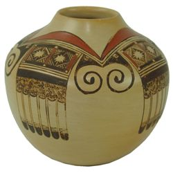 Hopi Pottery Jar - James Nampeyo