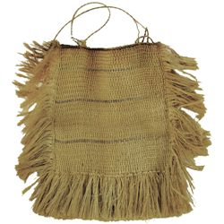 Vintage Basketry Bag