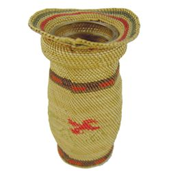 Nuu-Chah-Nulth Bottle Basket