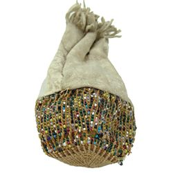 Klamath Basketry Bag