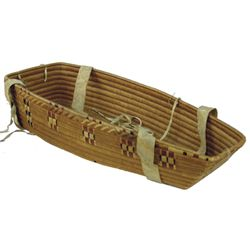 Salish Cradle Basket