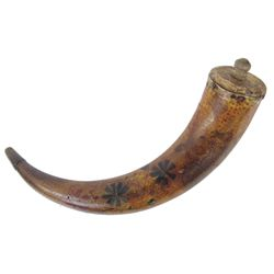 Antique Powder Horn