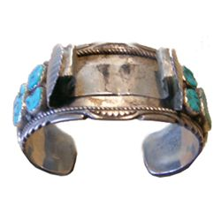 Navajo Watch Bracelet - Richard T. Thomas