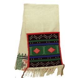 Hopi Sash Weaving