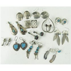 Box Lot of Earrings