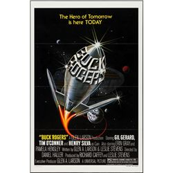 Buck Rogers in the 25th Century (television) - Style 'A' One-Sheet