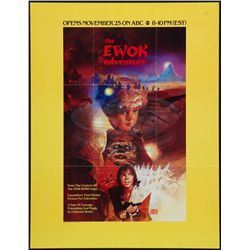 Ewok Adventure, The (television) - ABC Television Poster