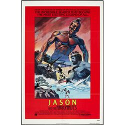 Jason and the Argonauts (1963) - R-1978 One-Sheet