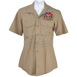 A Few Good Men - Col. Jessep's Shirt & Pins (Jack Nicholson)