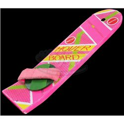 Back To The Future Ride - Mattel Hoverboard