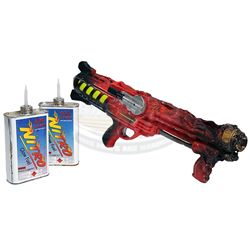 Doghouse - Squirt Gun Flamethrower & Fuel Cans