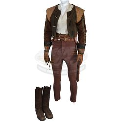 Dungeons & Dragons - Ridley Freeborn's Costume (Justin Whalin)