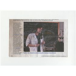 Incredible Hulk, The (2008) - Printout of Betty's Article