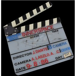 Innerspace - Production Used Clapper Board