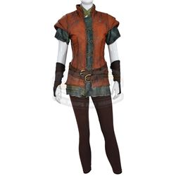 Knights of Bloodsteel (television) - Perfidia's Costume (Natassia Malthe)