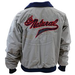 Natural, The - Crew Jacket with Signed Letter