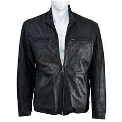 Other Guys, The - Terry Hoitz's Leather Jacket (Mark Wahlberg)