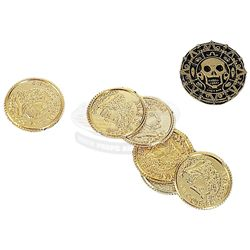Pirates of the Caribbean: Curse of the Black Pearl - Pirate Coins