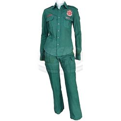 Total Recall (2012) - Lori Quaid's Paramedic Uniform (Kate Beckinsale)