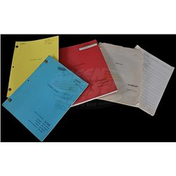 Various Productions - Ve Neill's Production Scripts
