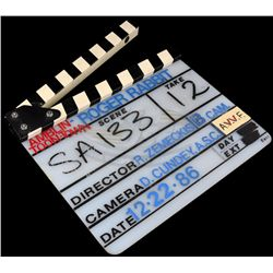 Who Framed Roger Rabbit - Production Used Clapper Board