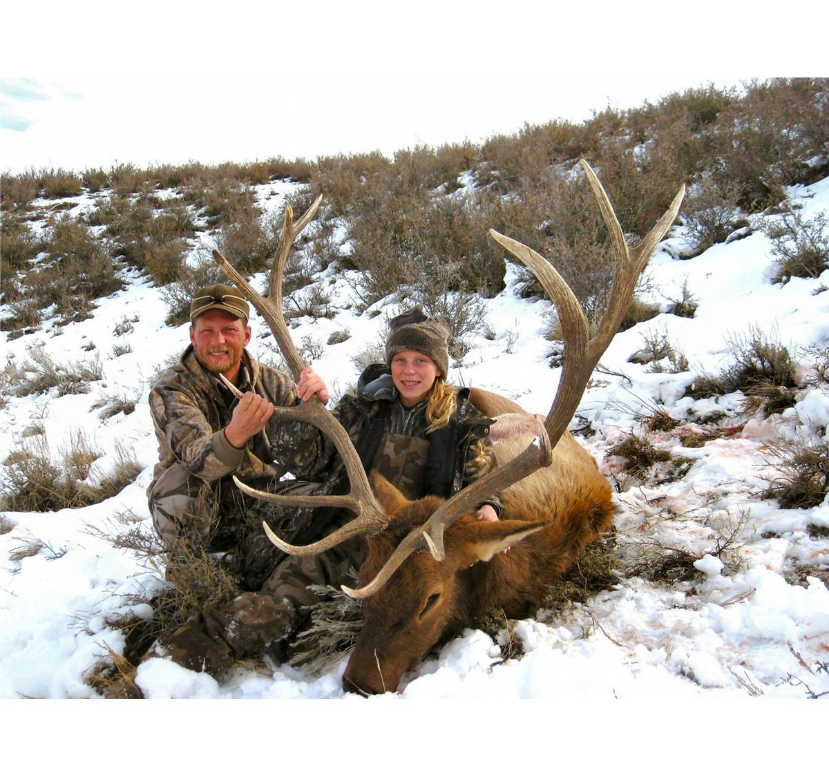 2013 wyoming game fish commissioner s elk deer pronghorn for Wyoming game and fish license