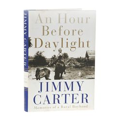 CARTER, Jimmy - An Hour Before Daylight: Memoirs of a Rural Boyhood