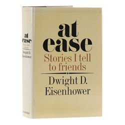 EISENHOWER, Dwight D. - At Ease: Stories I Tell to Friends