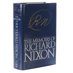 NIXON, Richard M. - The Memoirs of Richard M. Nixon