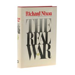 NIXON, Richard M. - The Real War