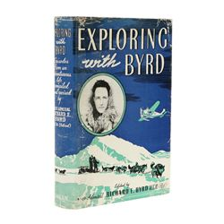 BYRD, Richard E. - Exploring with Byrd