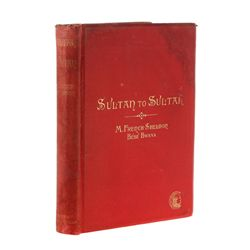 FRENCH-SHELDON, M. - Sultan to Sultan. Adventures among the Masai and other Tribes of East Africa