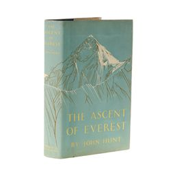 HUNT, John - The Ascent of Everest